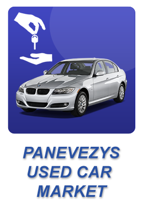 panevezys used car market
